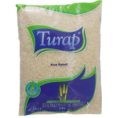 Turap Dolmalık, Çorbalık Sütlü Pirinç 1 Kg