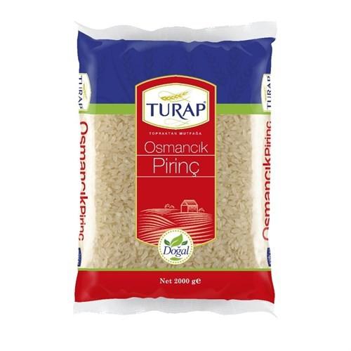 Turap Osmancık Pirinç 2 Kg