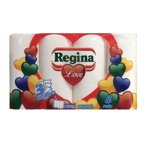 Regina Love 8 Rulo Kağıt Havlu