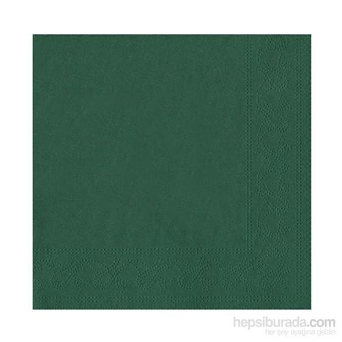 Roll-Up Yeşil Kağıt Peçete 50 Adet