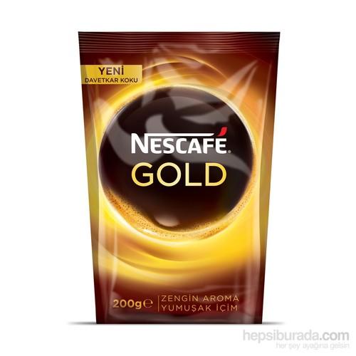 Nescafe Gold Ekopaket 200 Gr