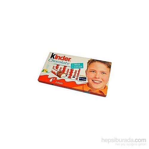 Kinder C. 100 Gr Chocolate Cikolata T8