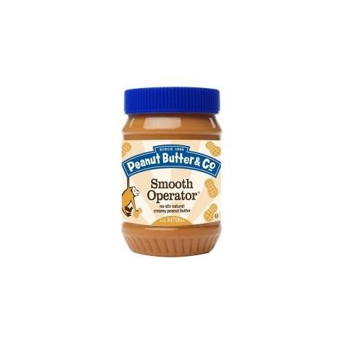 Peanut Butter Co Smooth Operator Fıstık Ezmesi 454 Gr