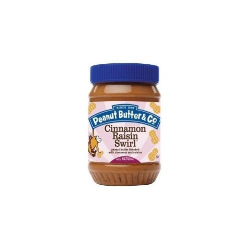 Peanut Butter Co Cinnamon Raisin Swirl Fıstık Ezmesi 454 Gr