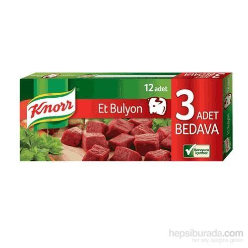 Knorr Et Bulyon 12'Li 6 Lt