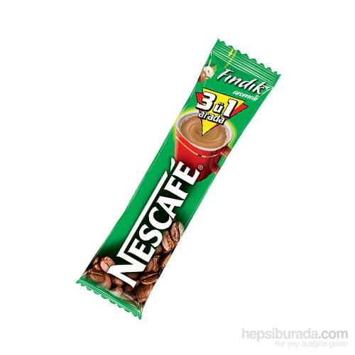 Nescafe 3 In 1 Findik Aromali 17 Gr