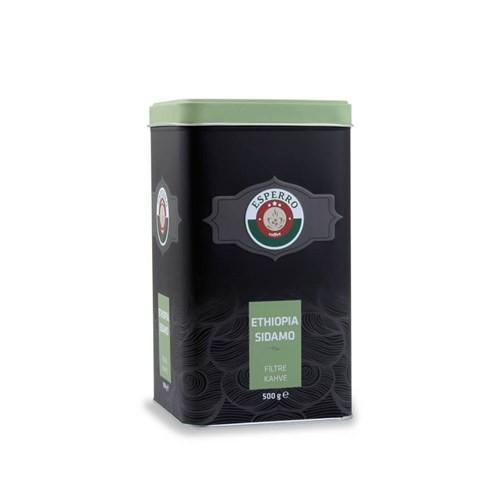 Esperro Filtre Kahve Ethiopia Sidamo (500 Gr)