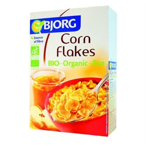 Bjorg Corn Flakes Organik Mısır Gevreği 375 Gr