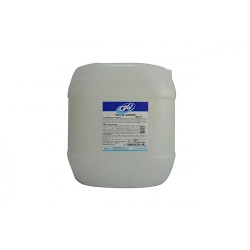 Bayerkimya Oxy Sıvı El Sabunu Beyaz 30 Kg