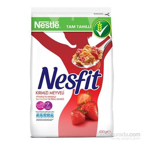 Nesfit Kırmızı Meyveli Kahvaltılık Gevrek 400 gr
