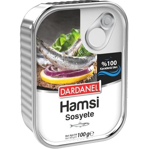 Dardanel Sosyete Hamsi 105 Gr