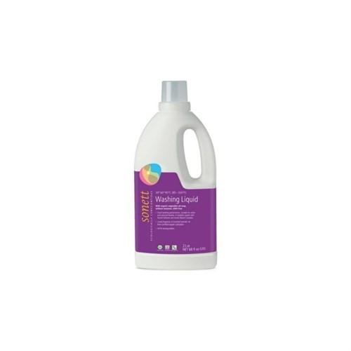 Sonett Organik Çamaşır Yıkama Sıvısı(Lavanta)30-95 °C 2 L