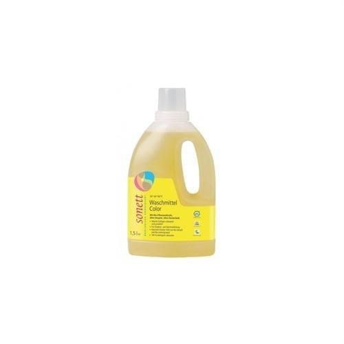Sonett Organik Renkli Çamaşırlar İçin Yıkama Sıvısı 1,5 L