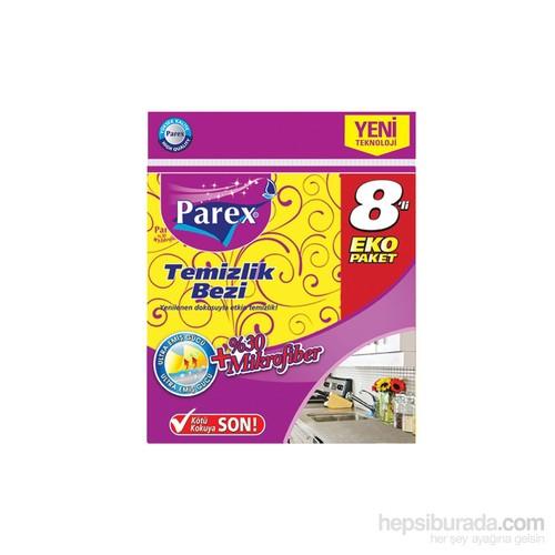 Parex Yeni ( %30 Mf) Temizlik Bezi 8 'li