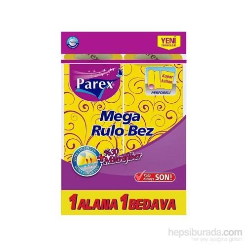 Parex Mega Rulo Temizlik Bezi 2 'li Eko Paket