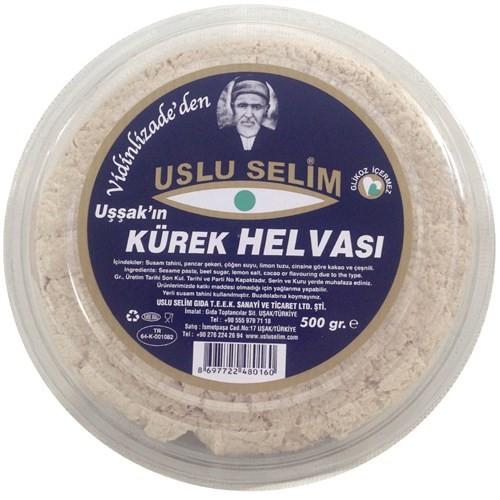 Uslu Selim Tahin Helvası 1Kg. Uşak Yöresi