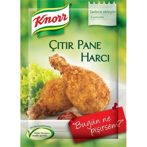 Knorr Çıtır Pane Harcı 90 Gr 12 Adet