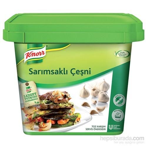 Knorr Sarımsaklı Çeşni 750 Gr