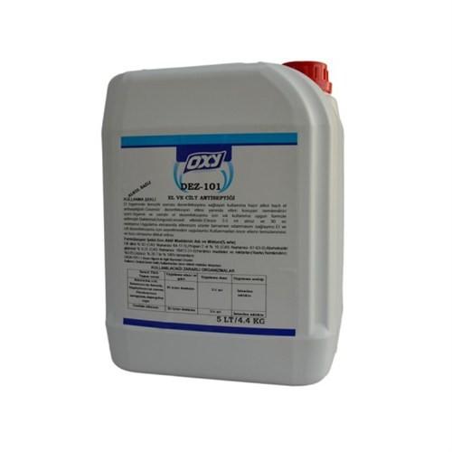 Bayer Kimya Dz 101 El Ve Cilt Antiseptiği 5 L