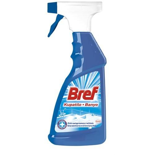 Bref Banyo Kireç Sökücü Sprey 500 ml