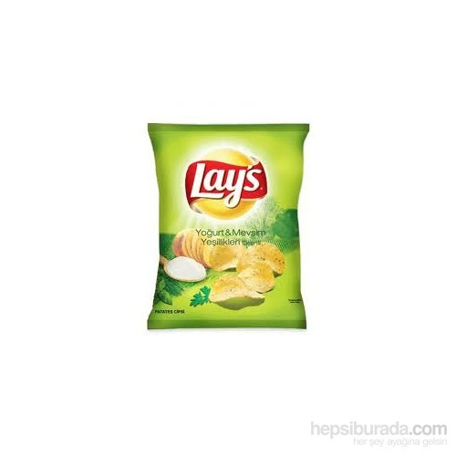 Frito Lay`S 127 Gr Yogurt Mevsim Yesillikleri