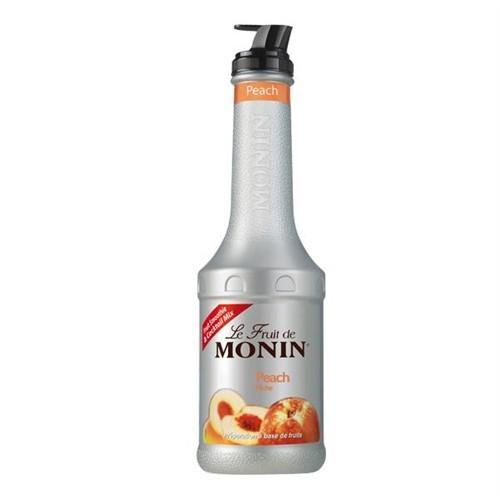 Monin Püre Fruit Peach- Şeftali 1 Lt