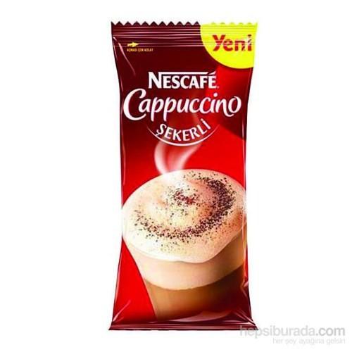 Nescafe 14,5 Gr Cappucino Sekerli
