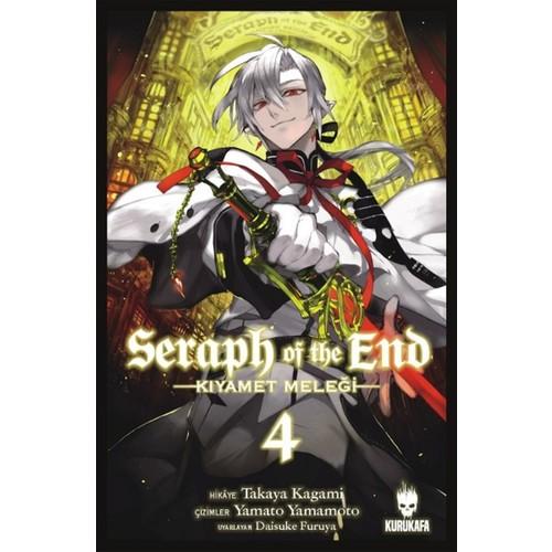 Seraph Of The End – Kıyametb Meleği Cilt 4