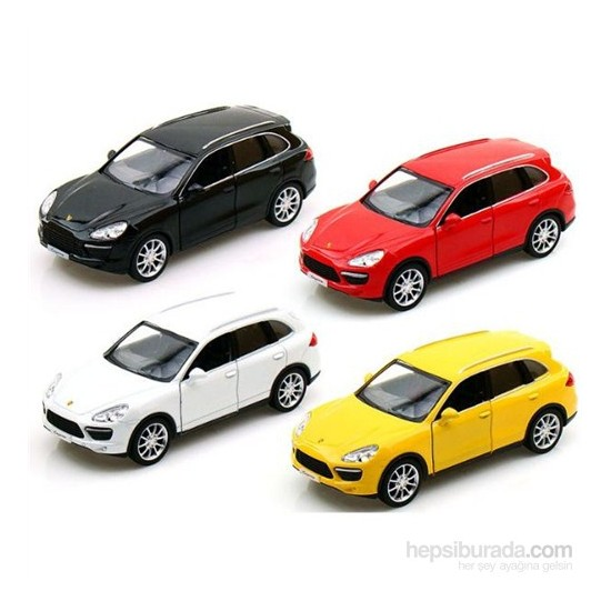 Rmz City Die Cast Porsche Cayenne Turbo