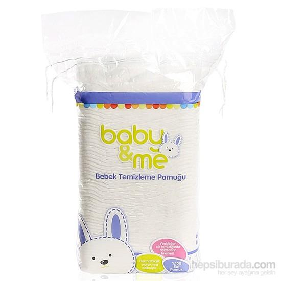 Baby&Me Bebek Temizleme Pamuğu