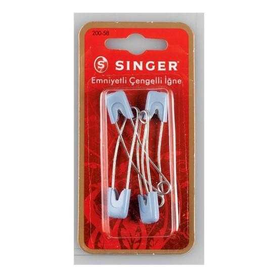 Singer 200-58 Emniyetli Çengelli İğne
