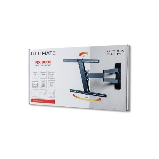 """Ultimate RX-9000 ULTRA SLİM 32""""-52"""" TV'LERİNİZ İÇİN HAREKETLİ ASKI APARATI"""
