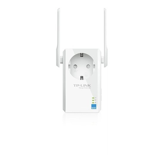 TP-Link TL-WA860RE 300 Mbps N Kablosuz Priz Soketli İki Antenli Menzil Genişletici