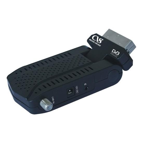 Cvs DN-043 MCR Micro Mini Dijital Uydu Alıcısı