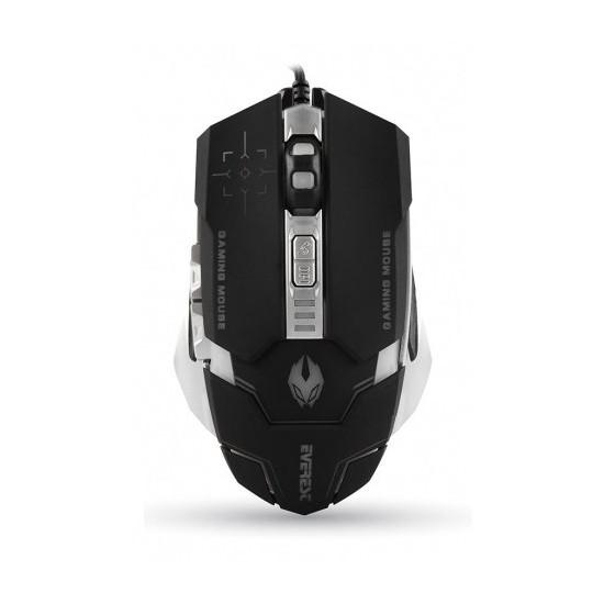 Everest SGM-X9 Siyah Oyuncu Mouse + Mousepad