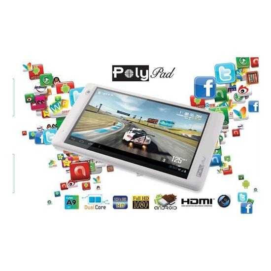 "Polypad 7208HD 8GB 7"" Tablet"