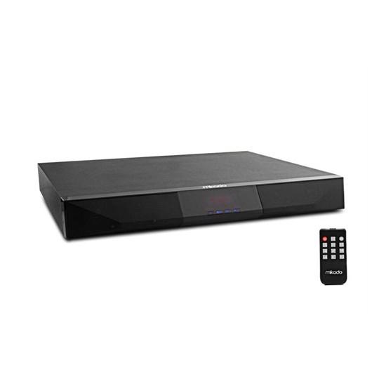 Mikado MD-3014 Siyah FM Destekli TV Multimedia Speaker