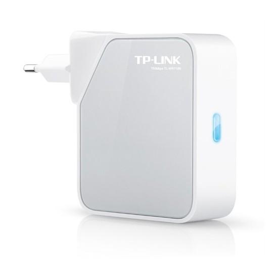 TP-LINK TL-WR710N 150 Mbps N WAN/LAN & USB Portlu Kablosuz Client/Repeater/AP/WISP Mini Client Router + Menzil Genişletici