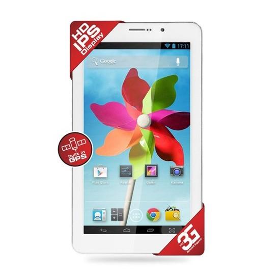 """Dark EvoPad M7300 8GB 7"""" 3G IPS Tablet + Deri Kılıf ve Ekran Koruyucu Hediye"""