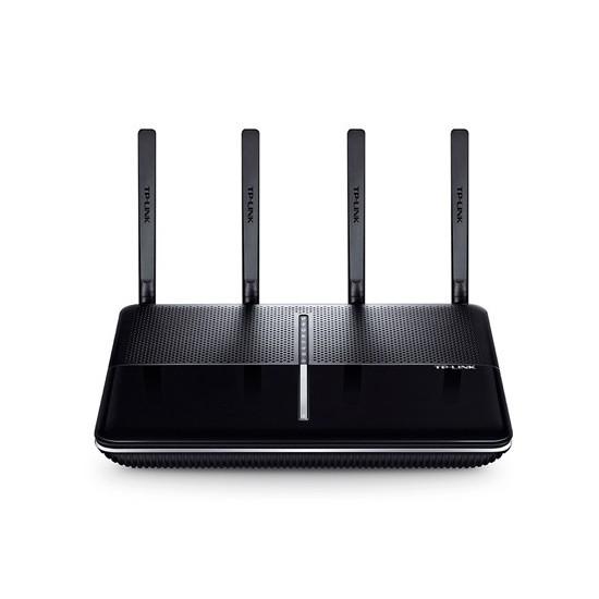 TP-LINK Archer VR2600 2600Mbps MU-MIMO Gigabit VDSL/ADSL2+ Modem & Router,Dual Band, EWAN, VPN, Ebeveyn Kontrolü, 2 USB 3.0 Port, Çift Çekirdek