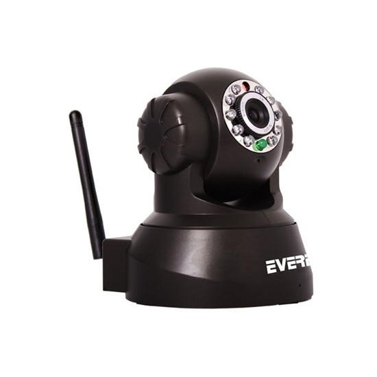 Everest HV-LY01B CCD Kablosuz IP Digital Kamera (Bebek izleme,Ev.Fabrika izleme)
