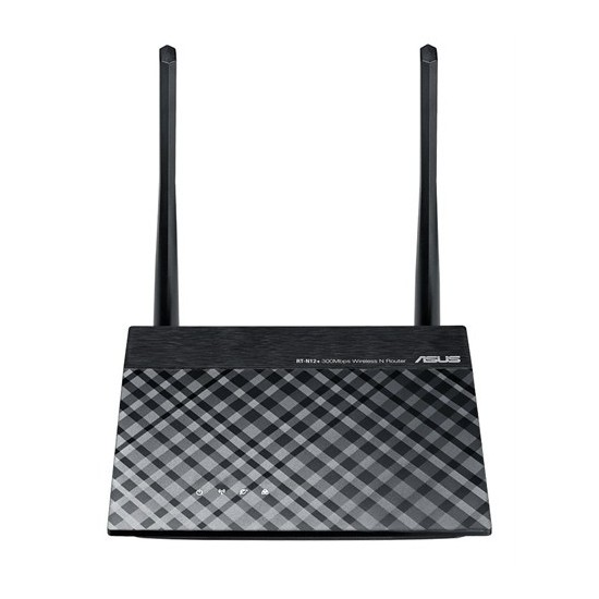 ASUS RT-N12+ N300-VPN-Router-Access Point-Repeater