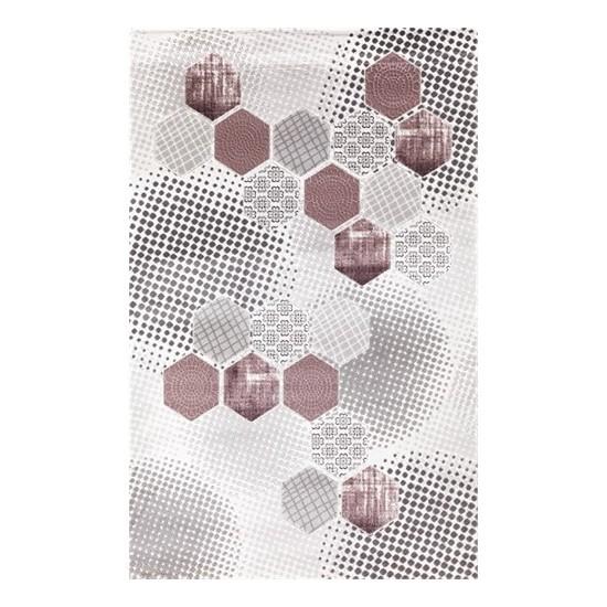 Merinos Gonca 14602 096 150x233 cm Modern Halı