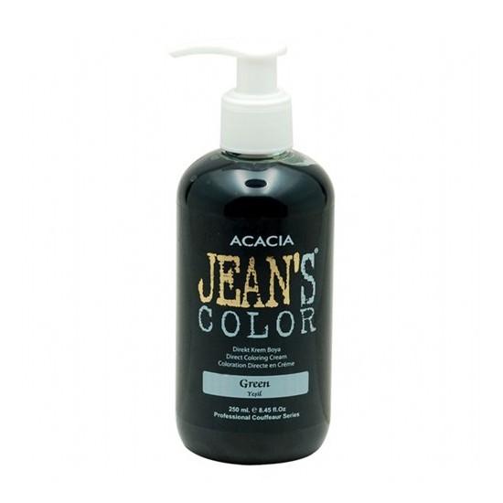 Acacia Jeans Color Saç Boyası Yeşil 250 Ml