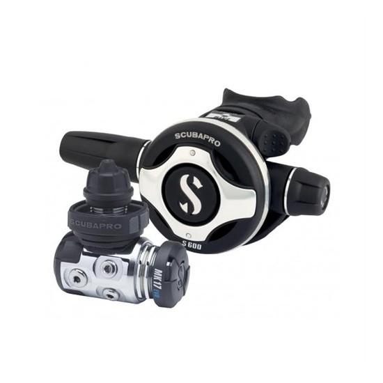Scubapro Mk17 Evo / S600 Dın 300 Regülatör Set