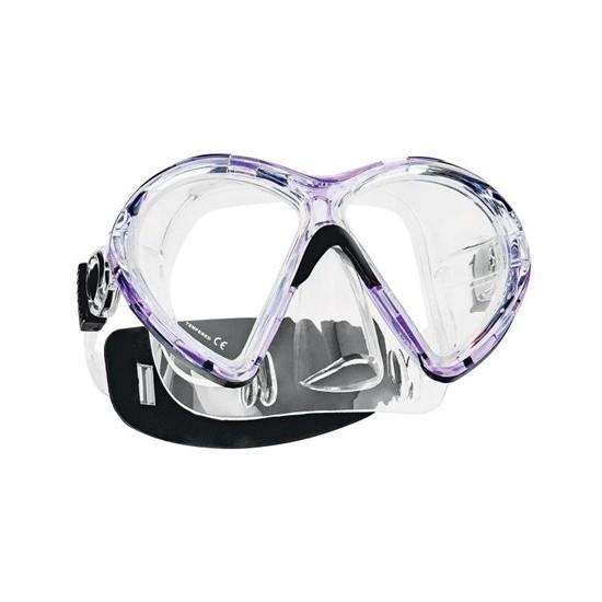 Scubapro Vibe 2 Dalış Maskesi (Transparan)