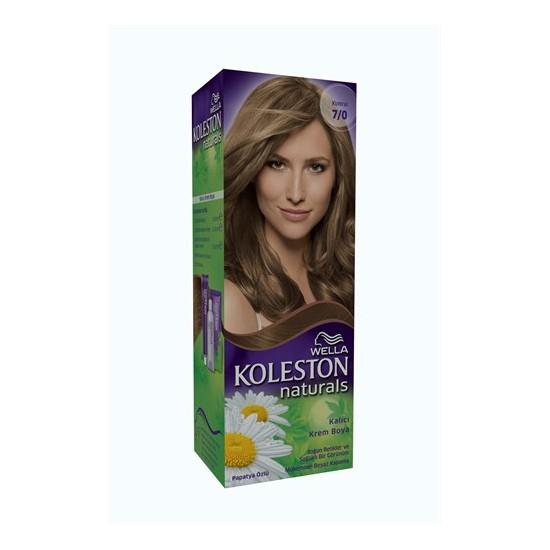 Koleston Naturals Saç Boyası 7/0 Kumral