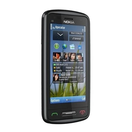 Nokia C6-01 ( Sınırsız Ovi Maps )