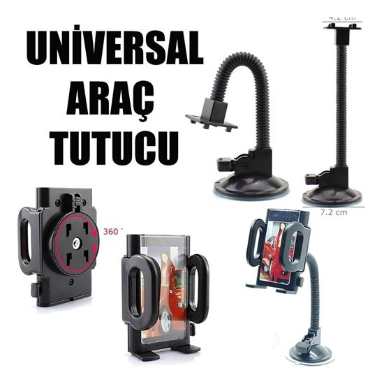 Exclusive Phone Case Casper Via V10 Araç Tutucu Telefon Tutucu