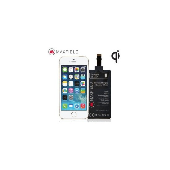 Maxfıeld Wıreless Chargıng Receıver İphone Stick